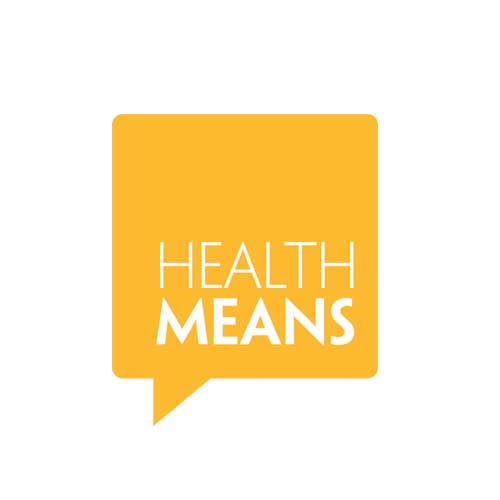 Health Means Logo